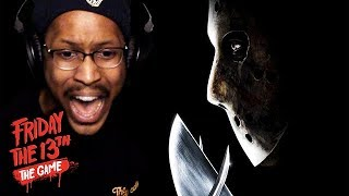 Download RUNNING FROM JASON WITH YALL!! | Friday the 13th: The Game Video