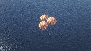 Download Orion: Parachutes Video