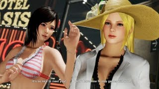 Download Kokoro Vs Helena | Sexy Dead or Alive 6 bikini Fights | Dead or Alive 6 Video