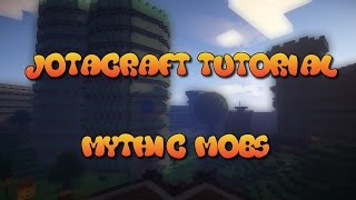 Download MYTHIC MOBS ➠ Jotacraft Tutorial Video