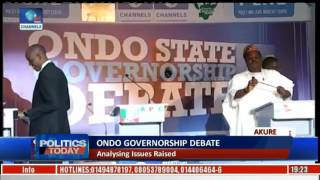 Download Ondo Governorship Debate: Analysing Issues Raised Video