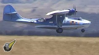 Download Catalina PBY Flying Boat On Land & Water Video
