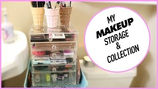 Download My Makeup Collection & Storage! Video
