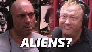Download Aliens & Inter-Dimensional War with Alex Jones & Joe Rogan Video