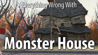Download Everything Wrong With Monster House In 12 Minutes Or Less Video