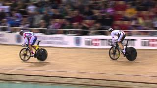 Download BOTTICHER v DMITRIEV Gold Mens Sprint Final Race , 2013 UCI World Track Championships Video
