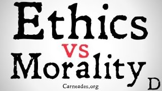 Download Ethics vs Morality (Philosophical Distinctions) Video