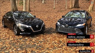 Download 2019 Nissan Altima Vs 2019 Toyota Camry – Can Nissan Dethrone The Best Seller? Video