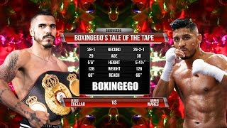 Download JESUS CUELLAR VS. ABNER MARES Tale Of The Tape (BOXINGEGO FIRST LOOK) Video