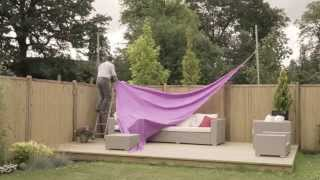Download How to Set Up an Easy Hoist Shade Sail Video
