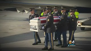 Download Body Of US Soldier Killed In Niger Returns Home To South Florida Video