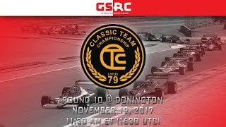 Download Classic Lotus Grand Prix - 2017 S4 - Round 10 - Donington Video