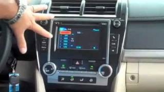 Download 2012 Toyota Camry LE Interior Greensboro, High Point, Winston Salem NC Video