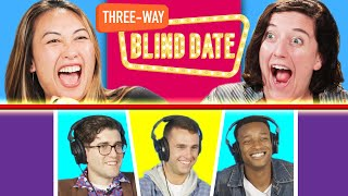 Download I Pick A Blind Date Based On Their Texts (Re-uploaded) Video