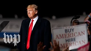 Download Trump holds rally in Nevada Video