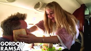 Download Tilly Turns Dad Gordon Into An Idiot Sandwich! | Matilda and the Ramsay Bunch Preview Video