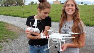 Download My daughters Fly The DJI Phantom 3 Video
