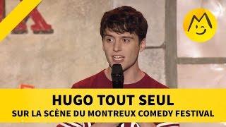 Download Hugo tout seul sur la scène du Montreux Comedy Festival Video