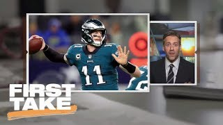 Download Max says NFL TV ratings decline may be 'Redzone effect' | Final Take | First Take | ESPN Video
