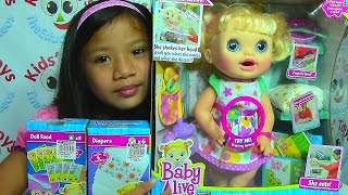 Download Baby Alive Doll Real Surprises Baby - Baby Doll Collection Video
