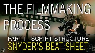 Download HOW TO Make a Movie (Part I) - The Filmmaking Process - Script Structure (Blake Snyder's Beat Sheet) Video