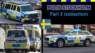 Download Polis Stockholm utryckning (collection) #2 Video
