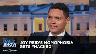 Download Joy Reid's Homophobia Gets ″Hacked″ - Between the Scenes | The Daily Show Video