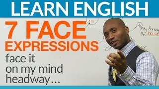 Download Learn English: 7 FACE Expressions Video