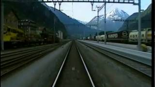 Download Zürich - Milano Centrale Im Führerstand Video