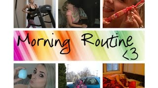 Download My Current Morning Routine Video