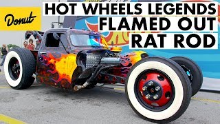 Download Flamed Out Rat Wrecker Takes Home the Win at Legends Tour Bentonville | Donut Media Video