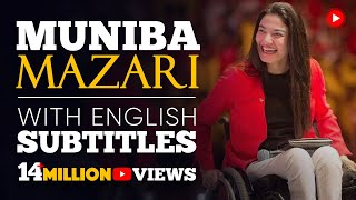 Download LEARN ENGLISH | MUNIBA MAZARI - We all are Perfectly Imperfect (English Subtitles) Video