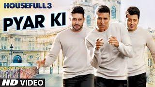 Download Pyar Ki Video Song | HOUSEFULL 3 | Shaarib & Toshi | T-Series Video