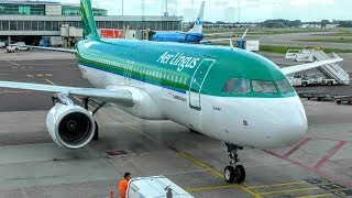 Download Tripreport - AerLingus A320 - Travelling from Amsterdam to Dublin (and Cork) 4K Video