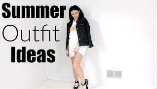 Download Summer outfit ideas! | OOTW July Video