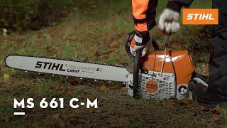 Download Die STIHL Motorsäge MS 661 C-M - Langfassung Video