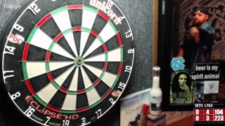 Download Rattlesnake vs TheRick -WDA Darts (Thank God its finally my weekend 2nd Shift is THE DEVIL!!) Video