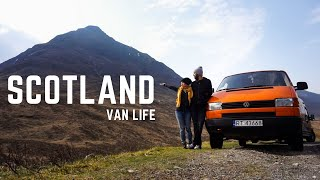 Download Driving Through The Scottish Highlands: THIS is why we love VAN LIFE! | Ep. 21 Video