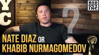 Download Who should Conor McGregor fight next? Nate Diaz or Khabib Nurmagomedov... Video
