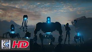 Download CGI 3D Cinematic Reel: ″Games Reel 2016″ - by Psyop Video