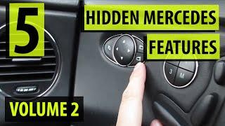 Download 5 Hidden Mercedes functions, tricks & features - Vol 2 Video