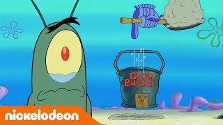 Download SpongeBob SquarePants   Plankton Pensiun   Nickelodeon Bahasa Video