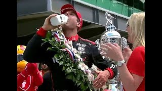Download Will Power wins 2018 Indianapolis 500 Video