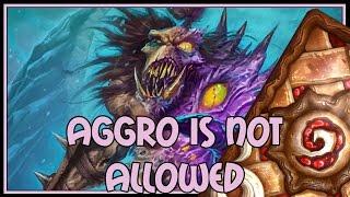 Download Hearthstone: No aggro allowed (C'Thun warrior) Video