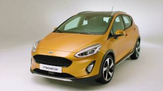 Download 2017 Ford Fiesta Active video debut Video