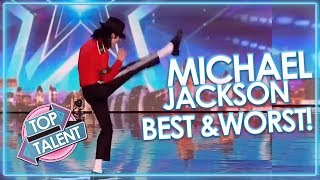 Download BEST and WORST of Michael Jackson! X Factor, Got Talent and Idols | Top Talent Video