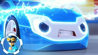 Download Epic Bluewill Comeback Victories!   Watch Car Battle League   Wrist Racers Video