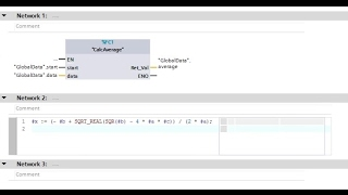 Download TIA portal SCL v14 new feature: REGION and 'Insert SCL network' Video