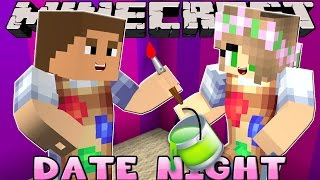 Download Minecraft - DATE NIGHT: MOVING INTO DONNYS CASTLE! Video