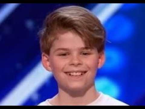 Merrick Hanna America's got Talent all / full performances | AGT 2017 Season 12